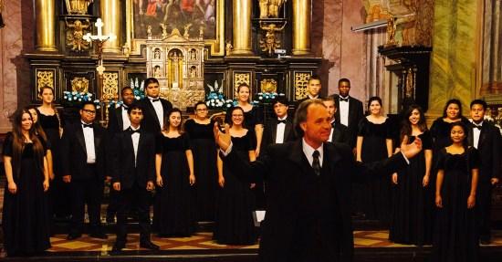 Mt. San Antonio College Chamber Singers Courtesy of mtsac.edu
