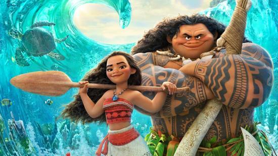 Disney's Moana Courtesy of Disney.com