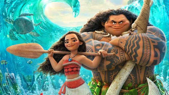 Disney's Moana Courtesy of Disney.com