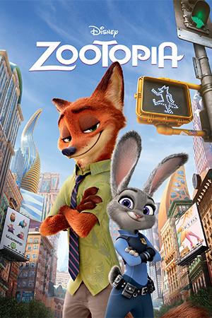 Disneys Zootopia Poster