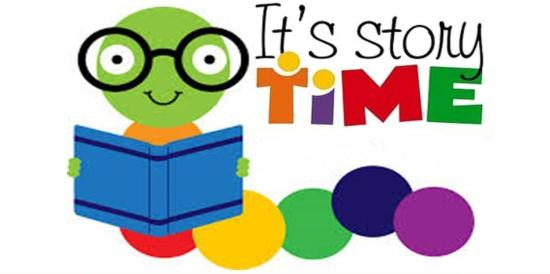 Storytime Time at the Library