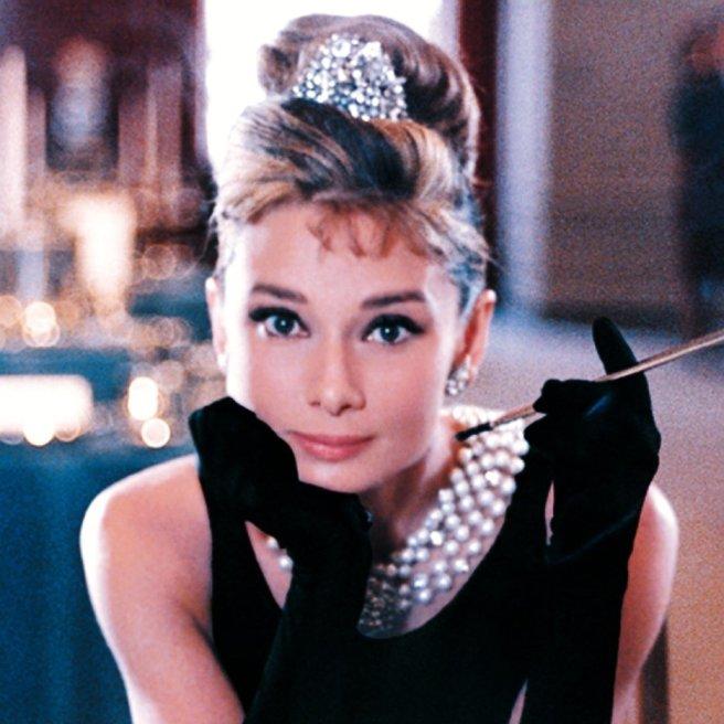 Audrey Hepburn Breakfast at Tiffany's Courtesy of Paramount.com