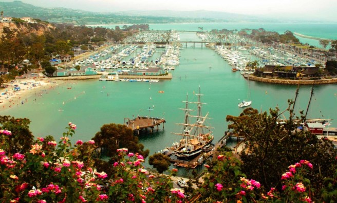 Dana Point Harbor Courtesy of KarinHorlick.com
