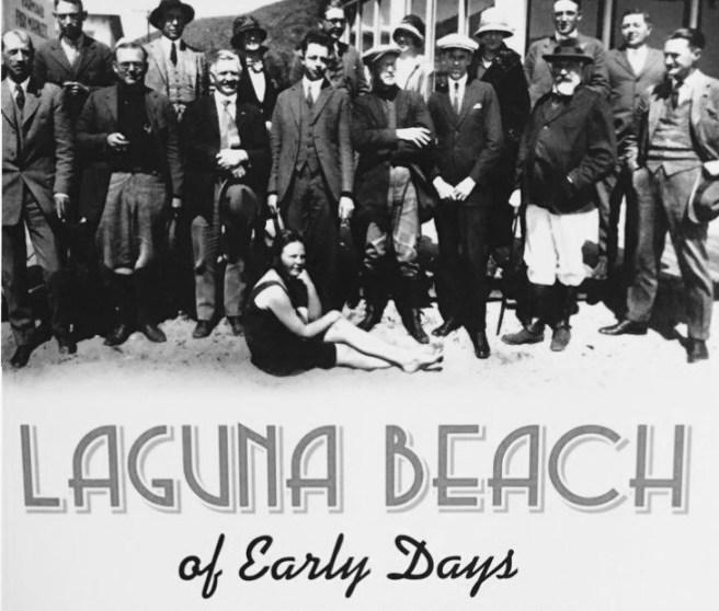Laguna Beach of Early Days Courtesy of arcadiapublishing.com