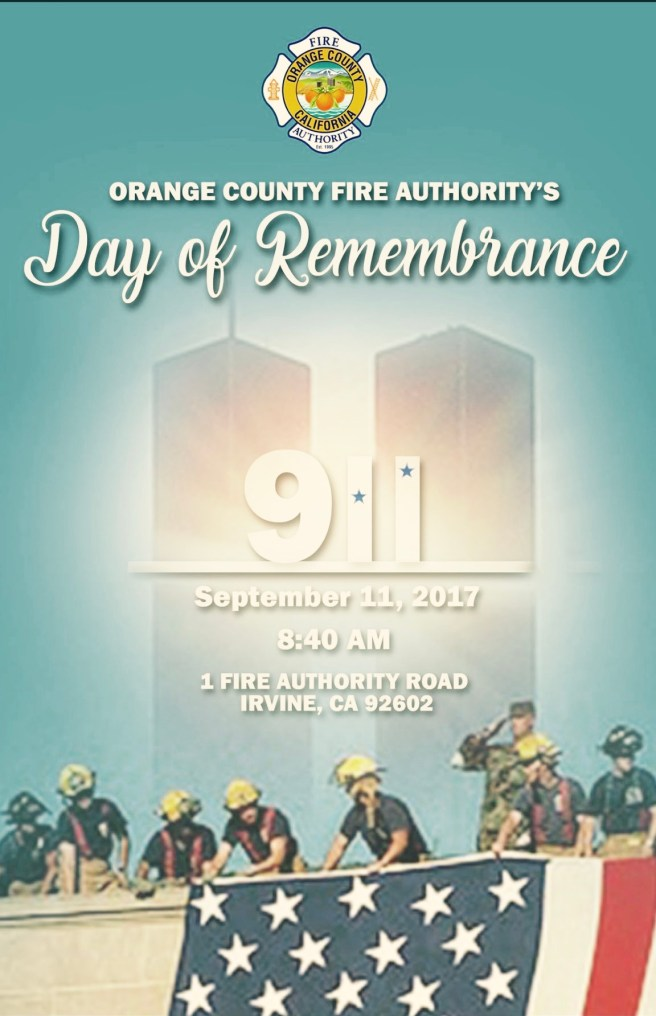 oc day of remembrance 2017