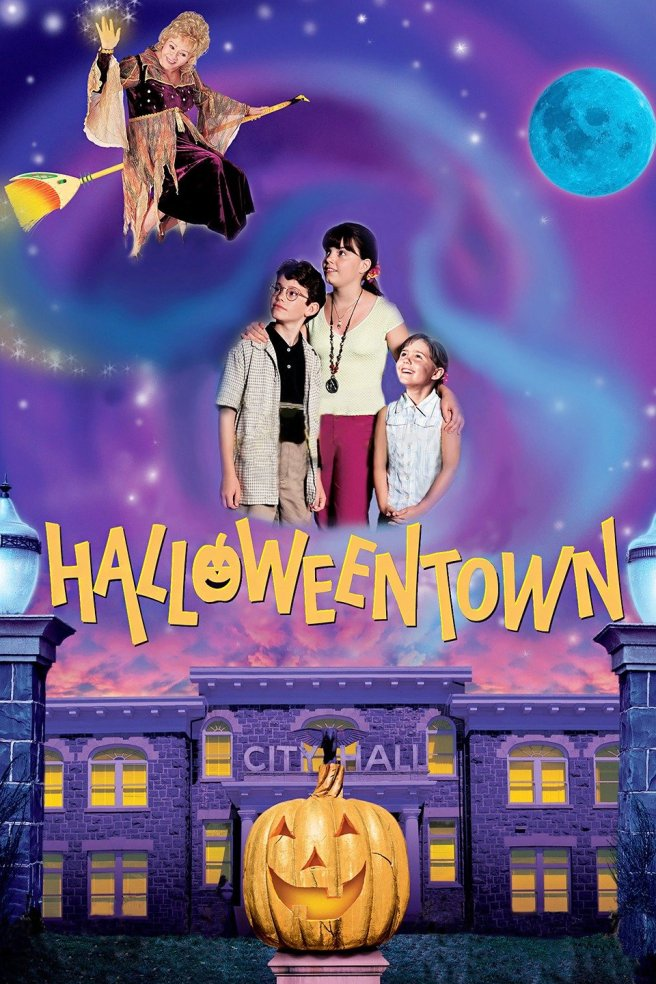 HalloweenTown Courtesy of Disney.com