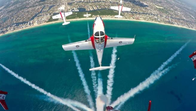 Huntington Beach AIr Show Courtesy of HBAirShow.com