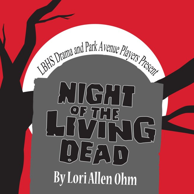Laguna Beach High School Night of the Living Dead Fall 2017