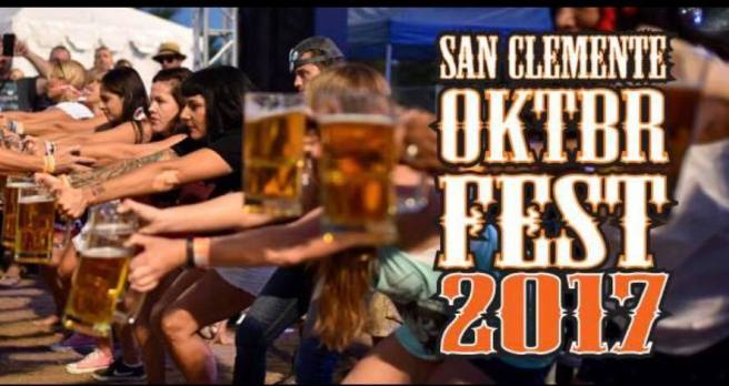 San Clemente Oktoberfest 2017