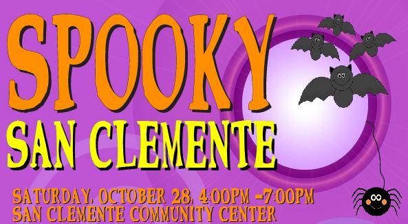 San Clemente Spooky October 28 2017