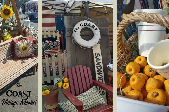 Saddleback College Coast Vintage Market Mission Viejo CA