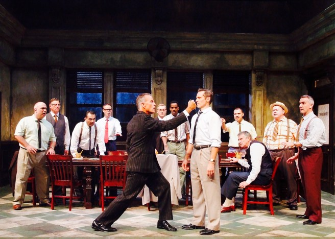 Twelve Angry Men by Ed Krieger Courtesy of LagunaPlayhouse.com
