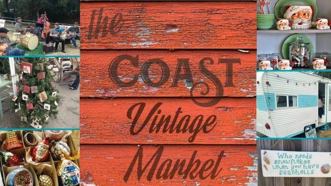 Coast Vintage Market December 2017