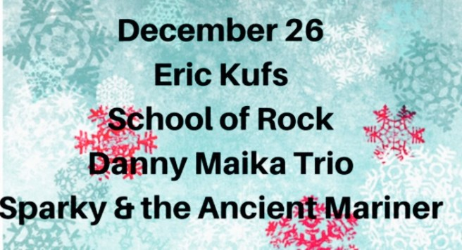 Huntington Beach Surf City Nights Music Lineup December 26 2017