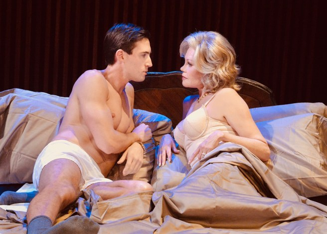 Melanie Griffith in The Graduate by Ed Krieger Courtesy of LagunaPlayhouse.com