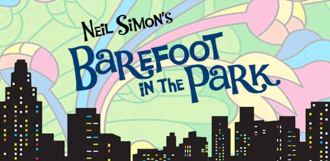 Neil Simon's Barefoot in the Park Courtesy of CaminoRealPlayhouse.org