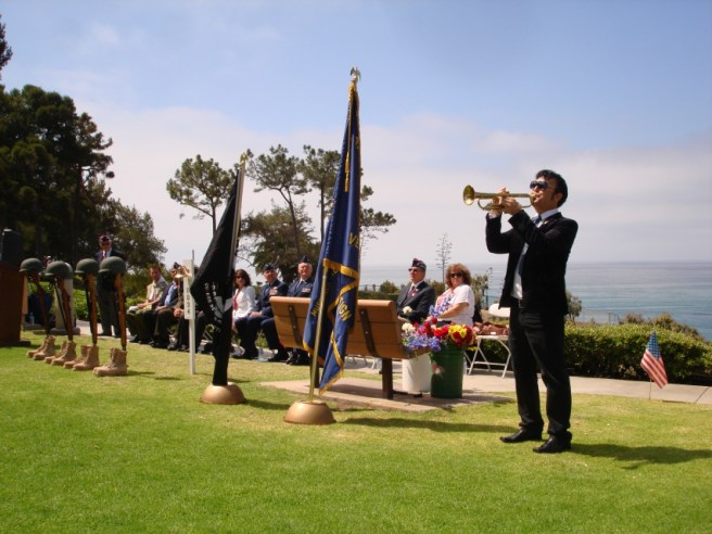 Dana Point Memorial Day Service Courtesy of VFWPost9934.org