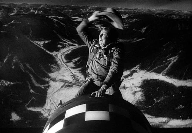 Dr. Strangelove Courtesy of Columbia Pictures