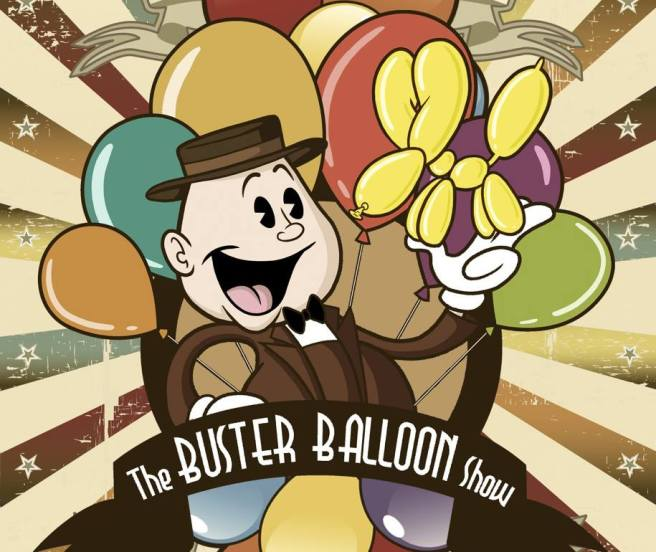 Image Courtesy of BusterBalloon.com