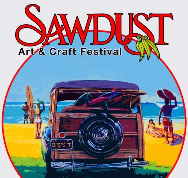 Laguna Beach Sawdust Art & Craft Festival Courtesy of Sawdust Art Festival