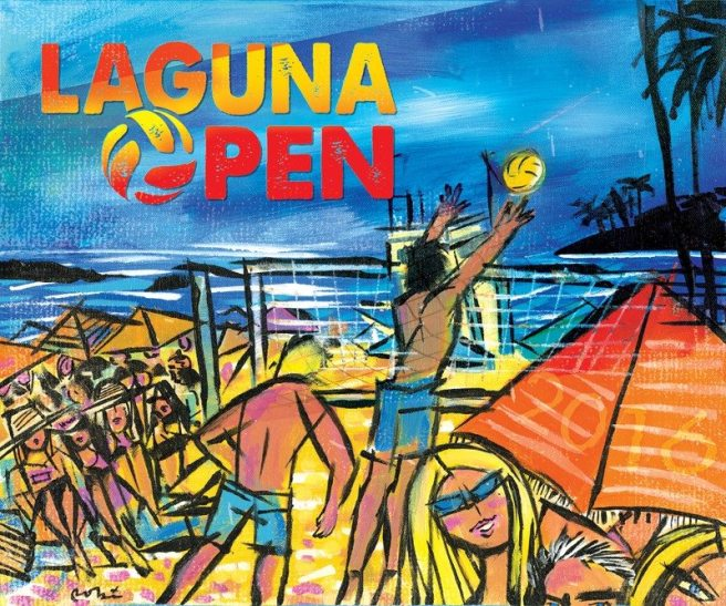 Laguna Beach Open Volleyball June 2 & June 3 2018