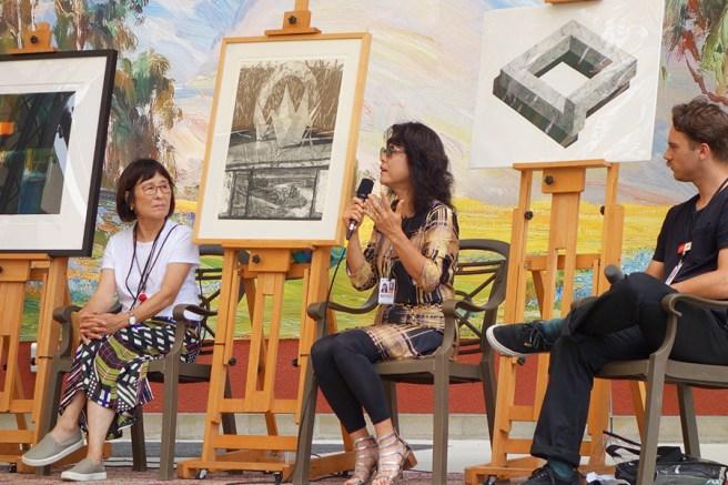 Art Talks & Tea Courtesy of foapom.com