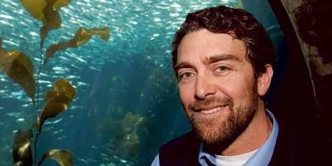 Dana Point Ocean Institute Speaker Dr. Geoff Shester Courtesy of ocean-institute.org