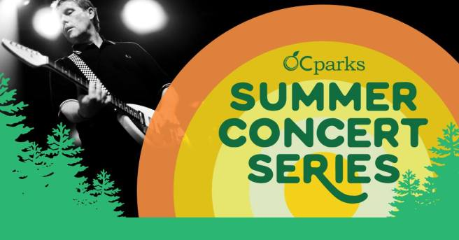 OC Parks Summer Concert Series July 19 2018 with the English Beat