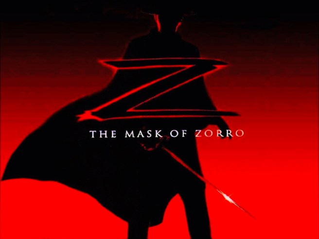 The Mask of Zorro Courtesy of SonyPictures.com