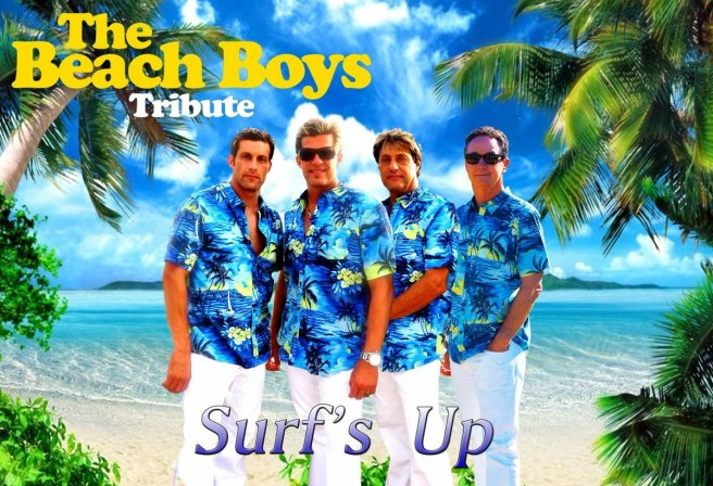 Beach Boys Tribute Concert Surfs Up August 12 2018 Courtesy of The City of Dana Point California