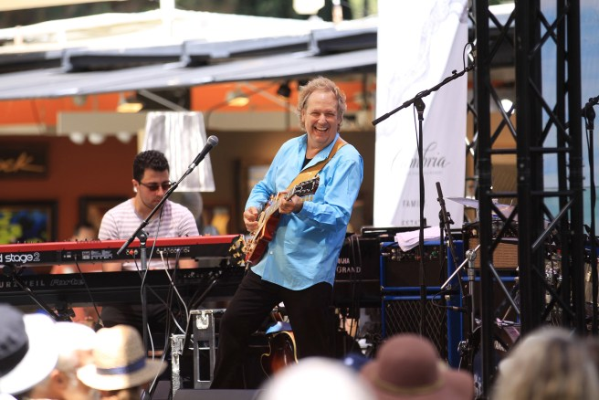 Lee Ritenour Courtesy of foapom.com