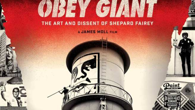 Obey Giant The Art and Dissent of Shepard Fairey Courtesy of Hulu.com
