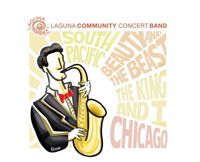 Laguna Concert Band Plays Broadway