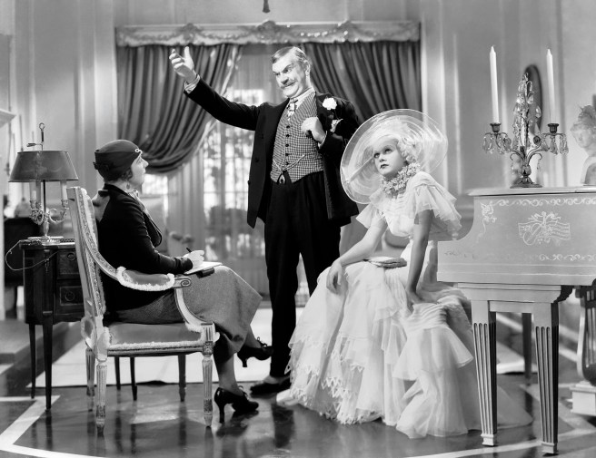 Jean Harlow in Bombshell Courtesy of MGM.com