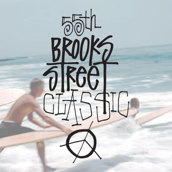 Laguna Beach Brooks St. Classic Surfing Contest 2018