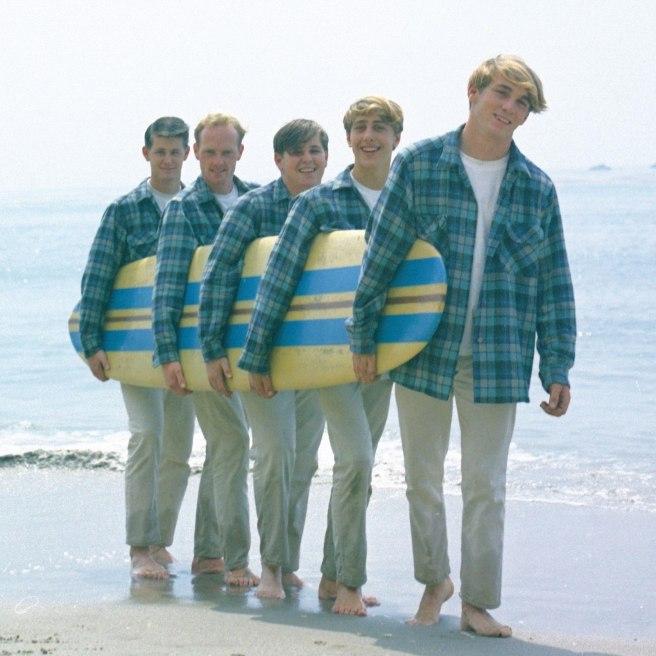 The Beach Boys courtesy of TheBeachBoys.com