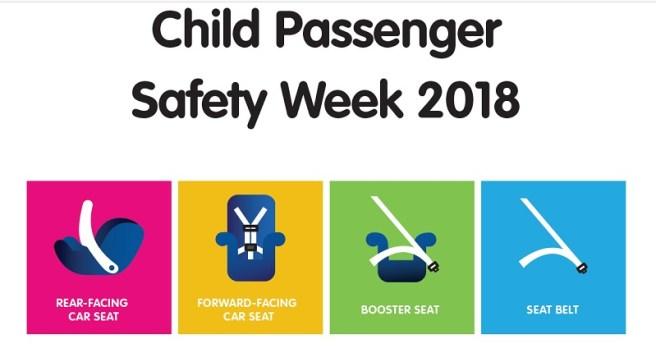 Child Passenger Safety PSA 2018