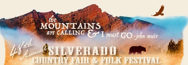 Silverado Country Fair & Folk Festival October 13 2018