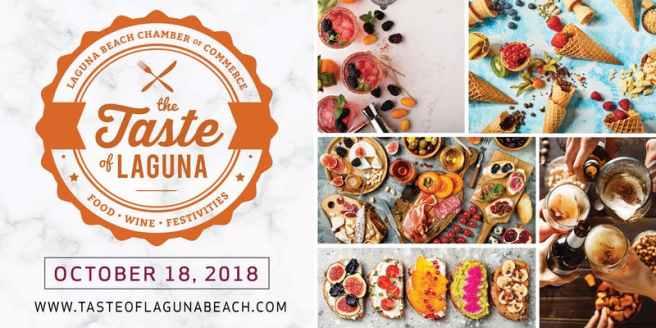 Taste of Laguna October 18 2018