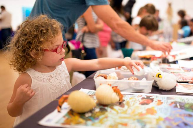 Laguna Beach Art & Nature Family Festival Courtesy of Laguna Art Museum