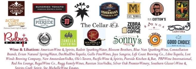Taste of San Clemente November 2 2018 Restaurants & Wineries