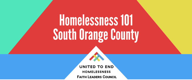 Homelessness 101 South Orange County November 13 2018