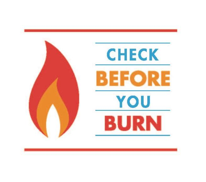 South Coast Air Quality Management District Check Before Your Burn PSA