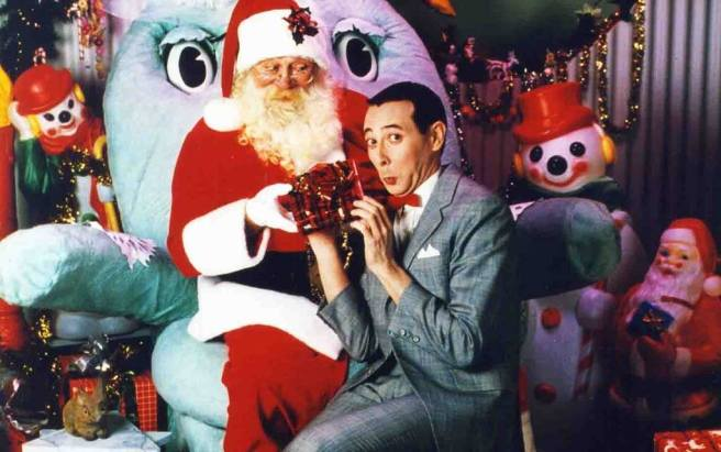 Pee-Wee's Playhouse Christmas Special Courtesy of Image Entertainment