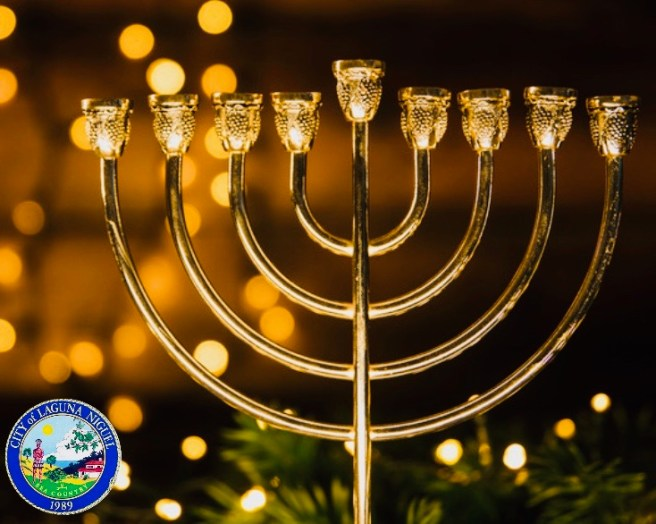 Laguna Niguel Chanukah Wonderland and Menorah Lighting