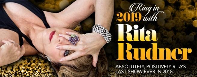 Rita Rudner at Laguna Playhouse December 31 2018