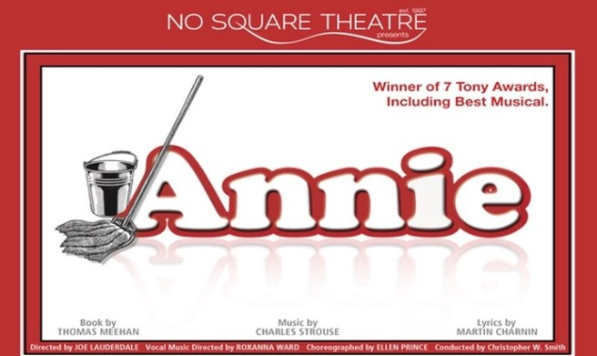 Annie at Laguna Beach No Square Theatre December 2018