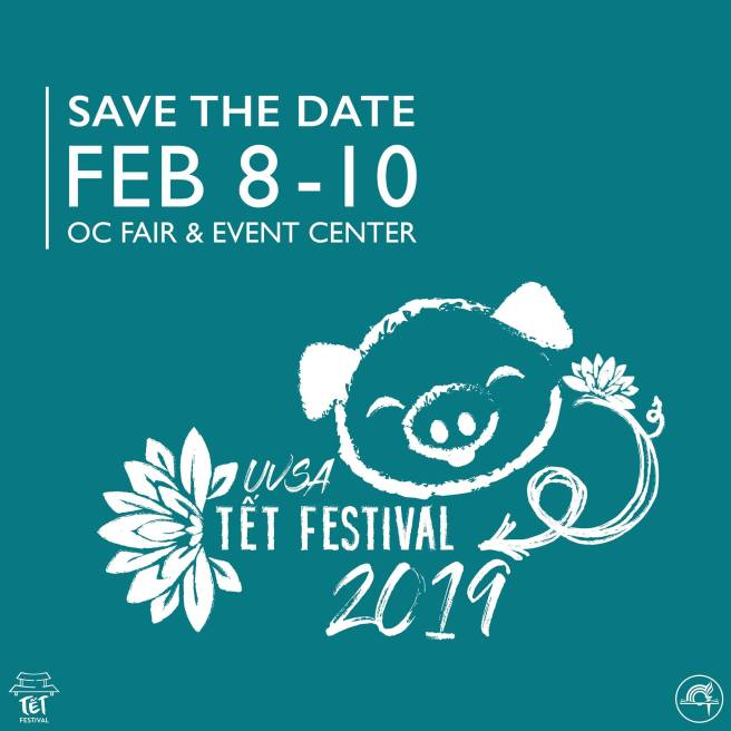 Orange County Tet Festival 2019 February 8-10
