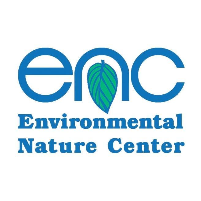 ENC: Environmental Nature Center Newport Beach California Logo