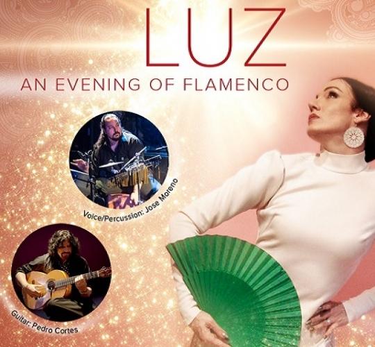 San Clemente Cabrillo Playhouse Luz An Evening of Flamenco March 26 2019
